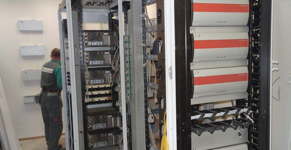 Создание единой информационно-телекоммуникационной сети передачи данных исполнительных органов государственной власти Амурской области