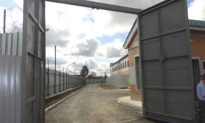 Строительство здания изолятора временного содержания в интересах Управления внутренних дел по Хабаровскому краю