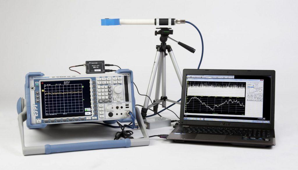 Сигурд-м8Р. Оборудование для измерения параметров электромагнитных излучений и наводок