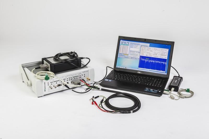 ТАЛИС-НЧ-М1 система исследования эффекта акустоэлектрических преобразований