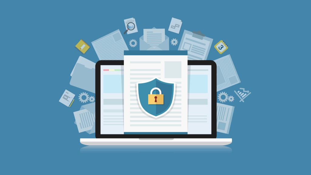 Защита конфиденциальной информации и персональных данных