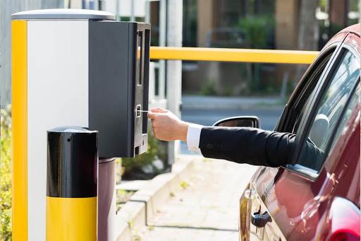 Автоматическая платная парковка