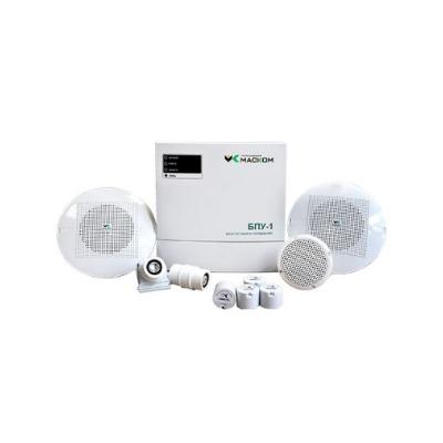 Система «Шорох-5Л» - средство активной акустической и вибрационной защиты информации