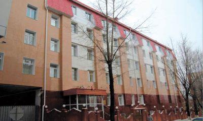 Реконструкция зданий Управления ФСТЭК России по ДФО