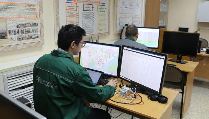 Программно-аппаратный комплекс «Гарантированного автоматизированного управления удаленными системами производства МАСКОМ»
