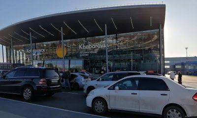Реконструкция международного терминала аэропорта Хабаровск (Новый)