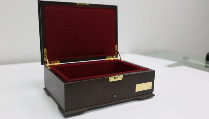 акустический сейф шкатулка
