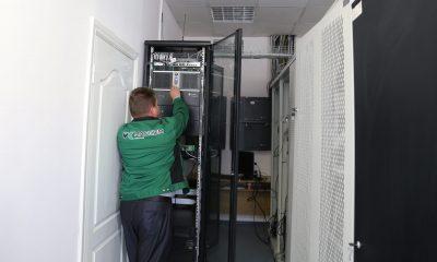 Работы по строительству КСЭОН Хабаровский край
