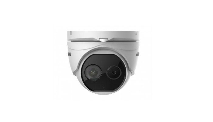 Тепловизионная IP-камера DS-2TD1217B-3/PA